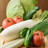 日本国産野菜【茨城県、千葉県など】