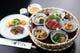 様々な料理が楽しめる京籠膳(ランチ)