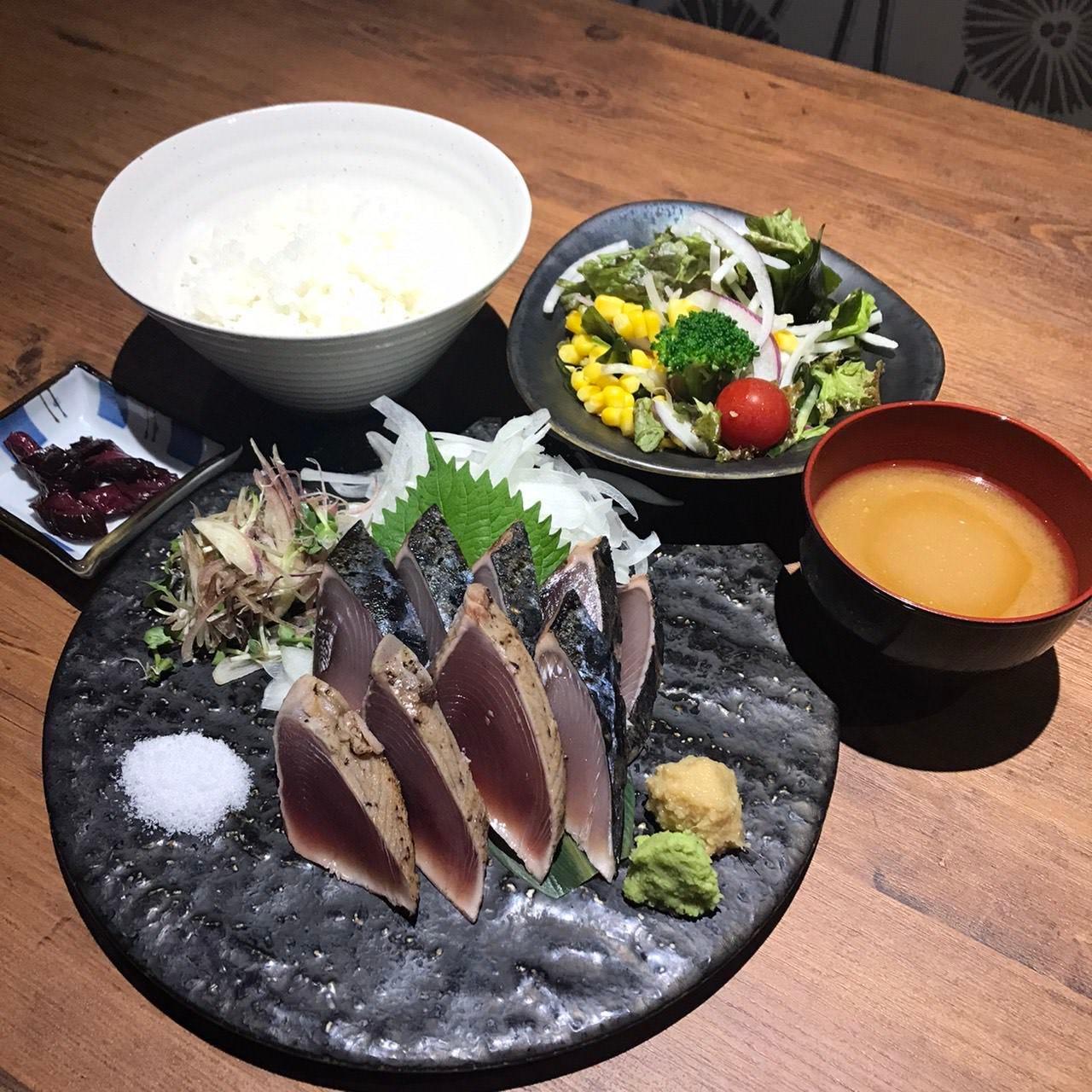 夜ランチ☆期間限定で定食ご提供中!