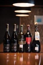 イタリアペーザロ市のワインを