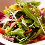 香味野菜のチョレギサラダ