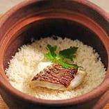 旬の食材を使った土鍋飯【国産】