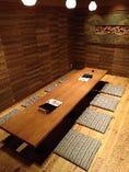 堀りごたつ個室