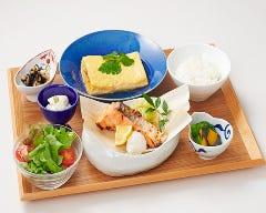 職人の手作り出汁巻き玉子と銀鮭の西京焼き弁当