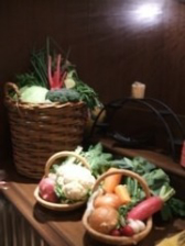 伊丹で育った野菜