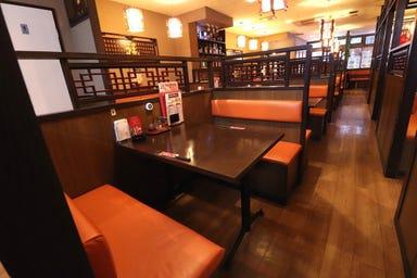 本格中華料理・居酒屋 福招門 本駒込店  店内の画像