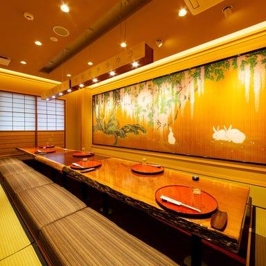 日本料理 てら岡 中洲本店  店内の画像