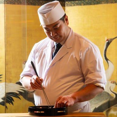 日本料理 てら岡 中洲本店  こだわりの画像