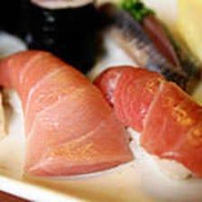 豊洲だからこそ、新鮮絶品寿司ここに