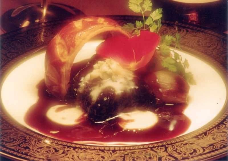 フレンチ、肉料理の神髄を味わう