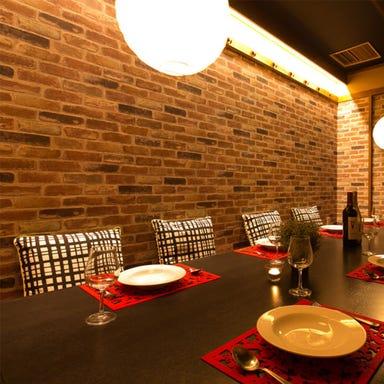 個室×チーズと肉バル Beefish‐ビーフィッシュ‐ 岐阜店 店内の画像