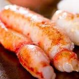 【ロシア産】タラバ蟹のムキ身