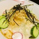 ハマオリジナル山芋のサラダ