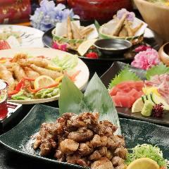 海鮮と産地鶏の炭火焼き うお鶏 掛川店