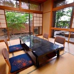 日本料理 「中津川」