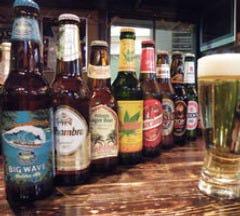 世界のビールは50種類以上!!