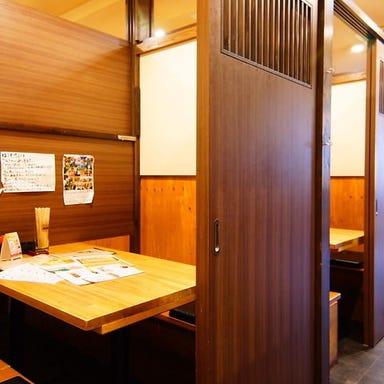 和牛もつ鍋専門店 くにしん 今出川店  店内の画像