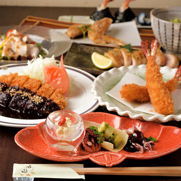 名古屋へ来たら必食!右近自慢の味