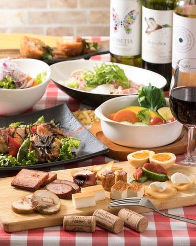 洋食&バル Gros Navet(グローナヴェ) 阿波座  コースの画像
