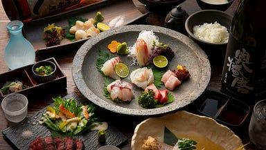 自然薯鍋・地酒と産地直送鮮魚 恒雅 北新地 メニューの画像