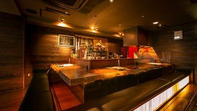 自然薯鍋・地酒と産地直送鮮魚 恒雅 北新地 店内の画像