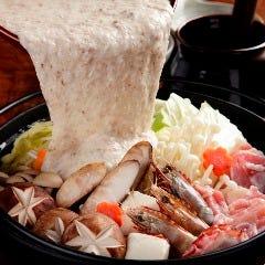 自然薯鍋と産地直送鮮魚 恒雅 北新地