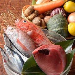 自然薯鍋・地酒と産地直送鮮魚 恒雅 北新地
