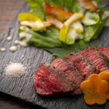 軟らかい赤身ヘレ肉ステーキは、肉料理な気分の日にぜひどうぞ。