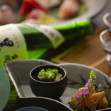 馴染みのお店にしたくなる、美味しいお酒と鮮魚が自慢です。