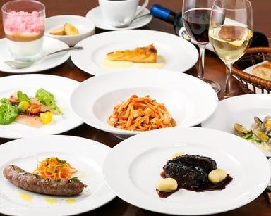レストラン リモーネ  コースの画像
