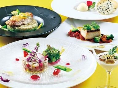 フランス料理 華蘭亭  メニューの画像