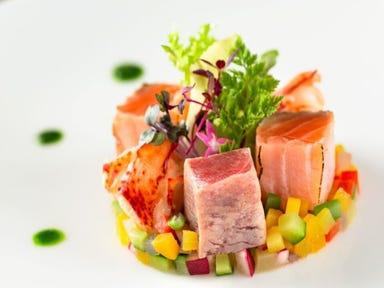 フランス料理 華蘭亭  コースの画像