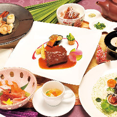 フランス料理 華蘭亭