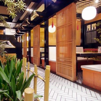 沼津甲羅本店八宏園  店内の画像