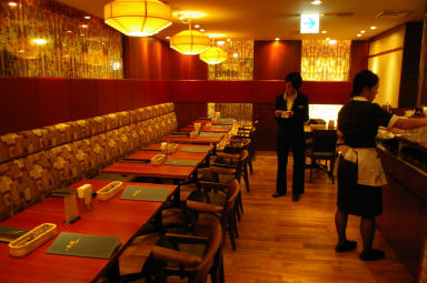 洋食麦星 byグリル満天星 小田急本館新宿店 店内の画像