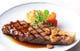 【 牛サーロインステーキセット 】2,620円