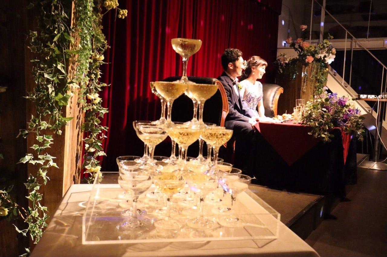 【2時間飲み放題付】スタンダードコース〈全12品〉ウエディング・二次会・パーティ