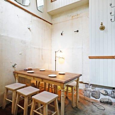 ベジョータ ムチョ 室町仏光寺 店内の画像