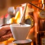 【コーヒー】 自家製焙煎コーヒー豆の味わいをご堪能ください!