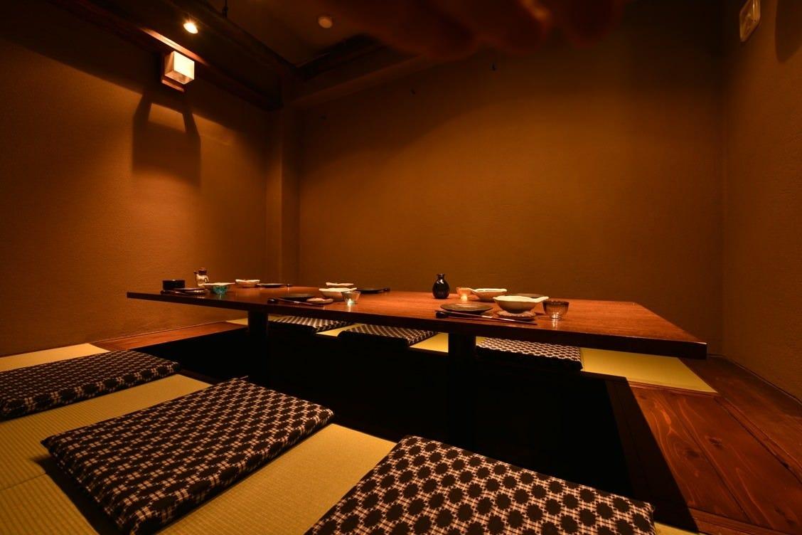 様々なシーンに最適の宴会個室完備!!