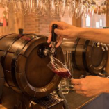 樽生ワインが飲めるお店♪