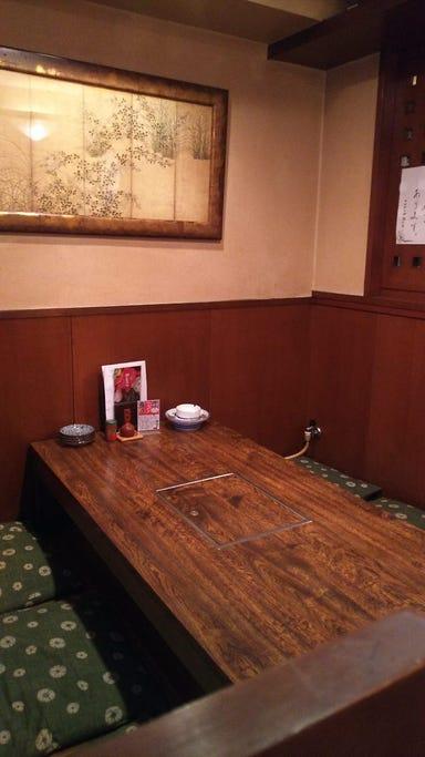 あそび割烹 賢太郎  店内の画像