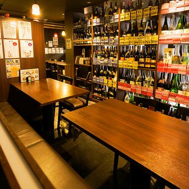 琉球梅酒ダイニングてぃーだ御茶ノ水店  店内の画像