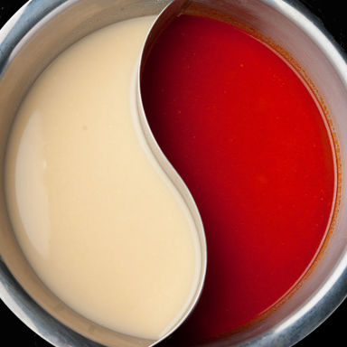 博多もつ鍋と溶岩ホルモン焼き 華雫  メニューの画像