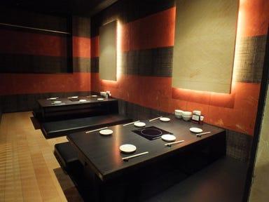 博多もつ鍋と溶岩ホルモン焼き 華雫  店内の画像