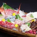 生鮮朝獲れ新鮮鮮魚を使用した料理【北海道北海道紋別市新港町】