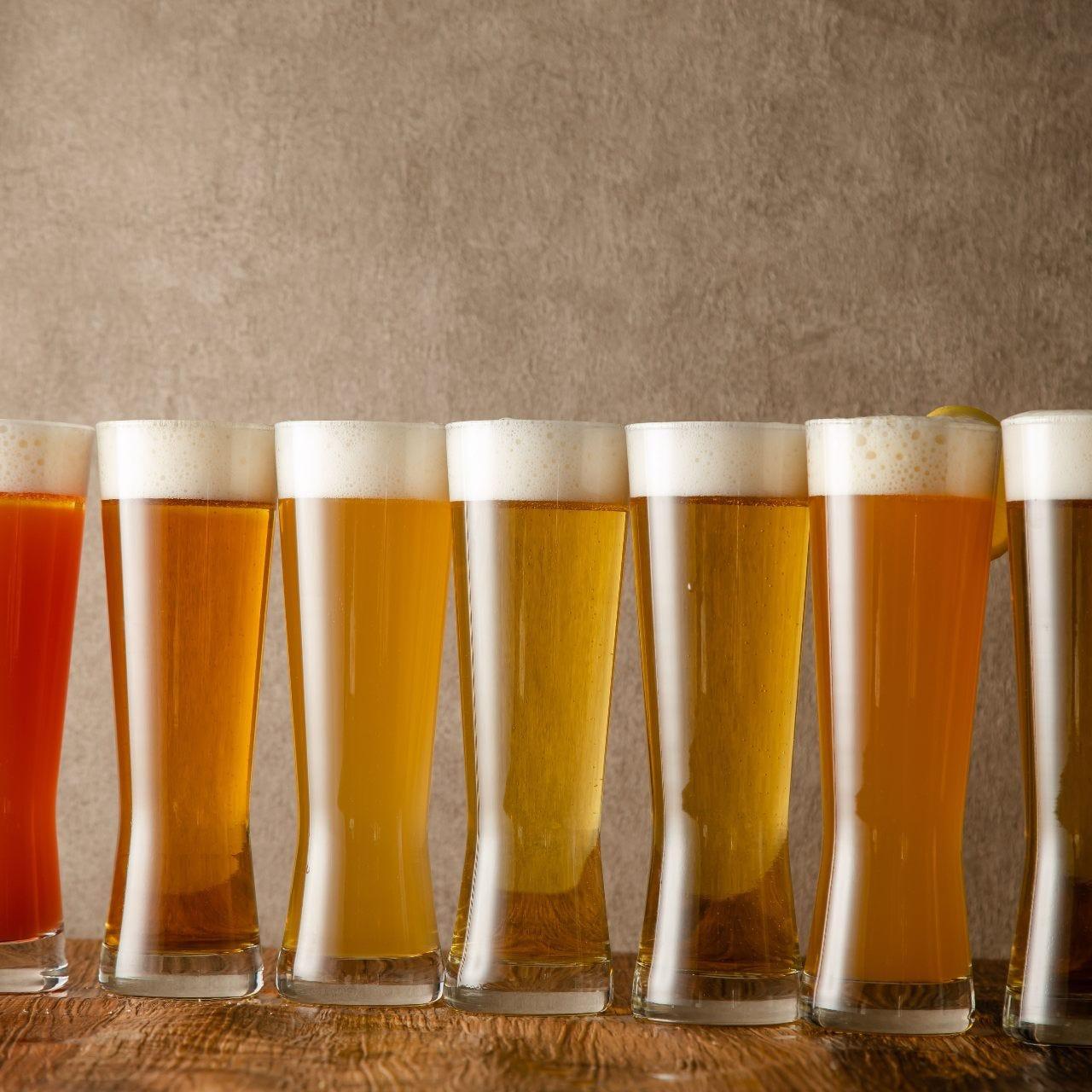 種類豊富なオリジナルクラフトビール