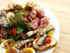 イタリアン肉バル グラッチェグラッチェ