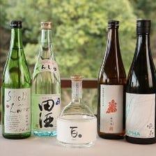 フレンチと日本酒のペアリング