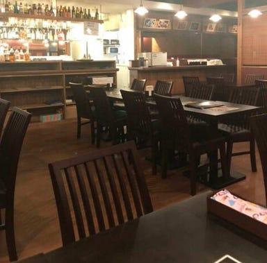 インド料理居酒屋 タラキッチン 北浜店  店内の画像